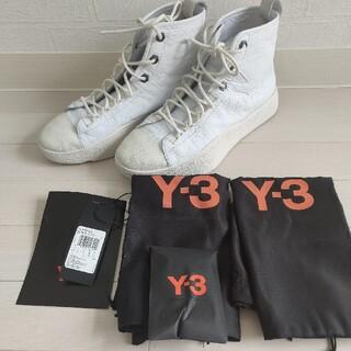 ワイスリー(Y-3)のY-3 BASHO II(スニーカー)