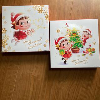 不二家 - 【不二家】ペコちゃんクリスマスプレート