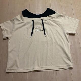 PINK-latte - 150cm☆PINKLatte☆Tシャツ
