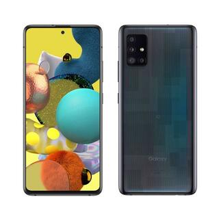 SAMSUNG - 新品同様 au Galaxy A51 5G SCG07 ギャラクシー