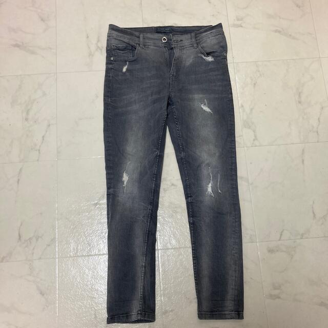 ZARA(ザラ)のZara スキニーデニム メンズ メンズのパンツ(デニム/ジーンズ)の商品写真