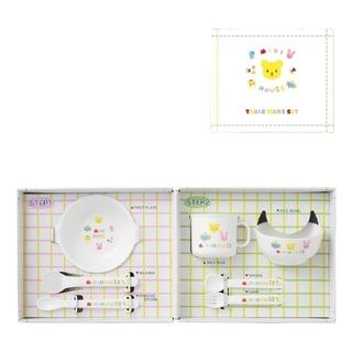 mikihouse - 【新品・未開封】ミキハウス テーブルウェアミニセット