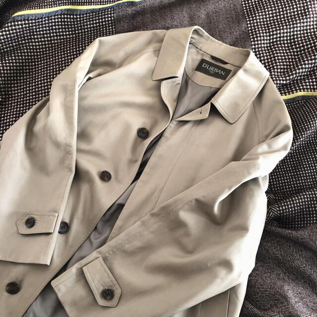 BEAUTY&YOUTH UNITED ARROWS(ビューティアンドユースユナイテッドアローズ)の値下あり used ビッグシルエット バルマカーンコート ステンカラー メンズのジャケット/アウター(ステンカラーコート)の商品写真