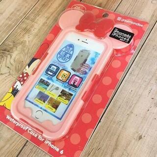 ミッキーマウス(ミッキーマウス)のミニー iPhone6/6s 防水 スマホケース DN267MN(iPhoneケース)