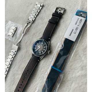 タグホイヤー(TAG Heuer)のマッツさま オータヴィア キャリバー5 クロノメーター  WBE5114(腕時計(アナログ))