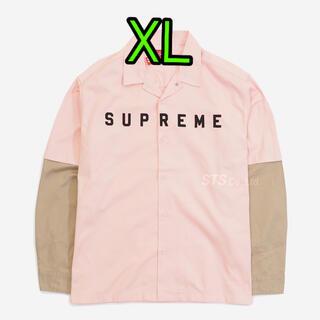 Supreme -  supreme 2tone work shirt