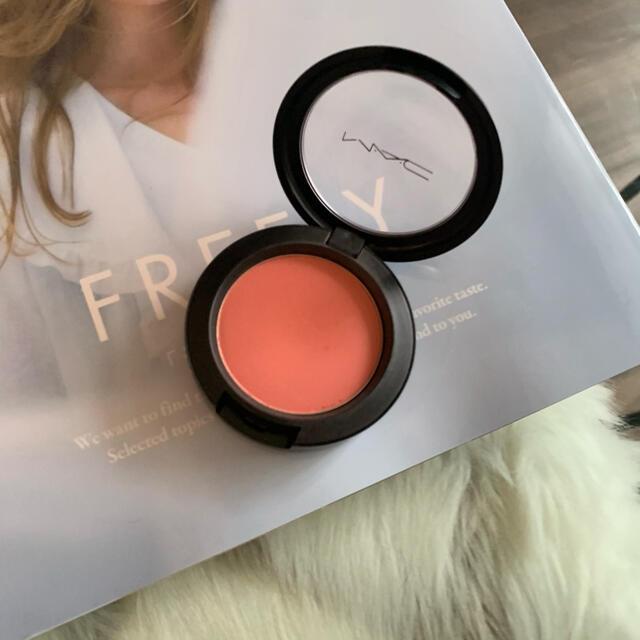 MAC(マック)のマック⭐︎チーク コスメ/美容のベースメイク/化粧品(チーク)の商品写真