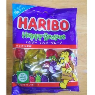 HARIBO グミ ハッピーグレープ 80g (菓子/デザート)
