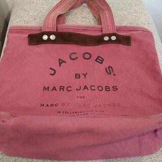 マークバイマークジェイコブス(MARC BY MARC JACOBS)のマークバイマークジェイコブス 布バッグ(トートバッグ)