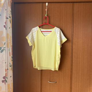 アルファベットアルファベット(Alphabet's Alphabet)の半袖トップス(Tシャツ(半袖/袖なし))
