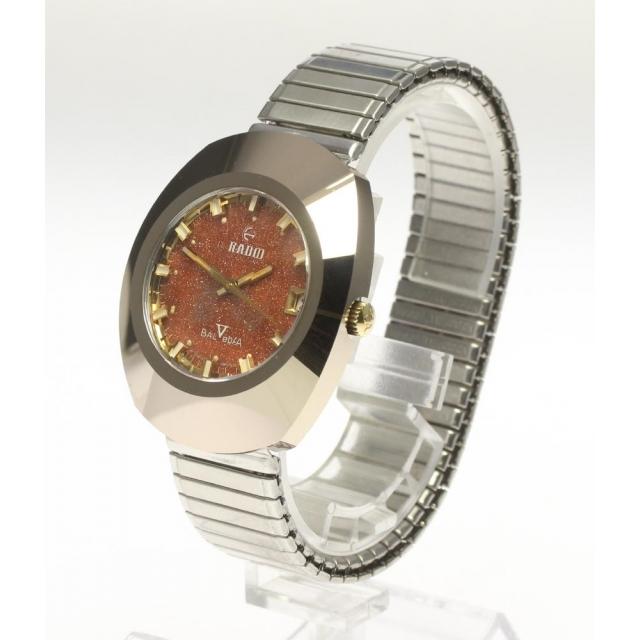 RADO(ラドー)のラドー バルボア デイト 633.0036.3 自動巻き メンズ 【中古】 メンズの時計(腕時計(アナログ))の商品写真