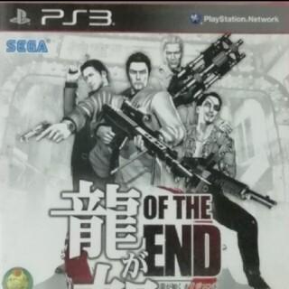 プレイステーション3(PlayStation3)の龍が如くOF THE END ps3(家庭用ゲームソフト)