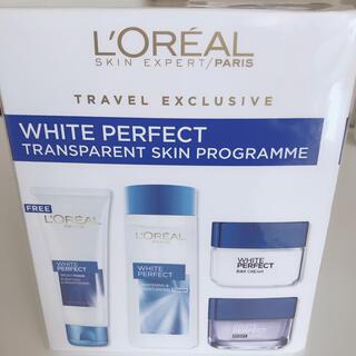 ロレアルパリ(L'Oreal Paris)のL'OREAL PARIS WHITE PERFECT(洗顔料)