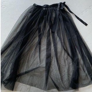 ボナジョルナータ(BUONA GIORNATA)のチュール まき  スカート (その他)