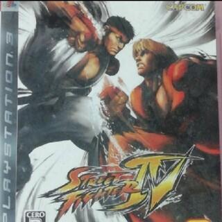 プレイステーション3(PlayStation3)のストリートファイターⅣ(家庭用ゲームソフト)