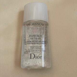 Dior - Dior ☘️ スノー ブライトニング エッセンスローション