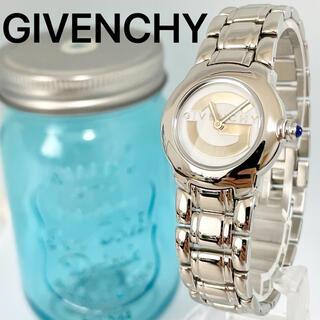 ジバンシィ(GIVENCHY)の47 GIVENCHY ジバンシー時計 レディース腕時計 シルバー 美品 人気(腕時計)