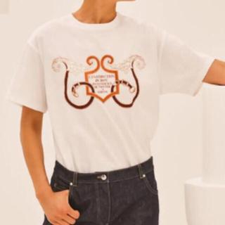 エルメス(Hermes)の《新品》エルメス Tシャツ ブルー 2021(Tシャツ/カットソー(半袖/袖なし))