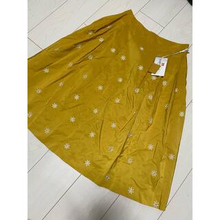 GALLERY VISCONTI - 最終値下げ 新品 タグ付き ギャラリービスコンティ スカート 刺繍