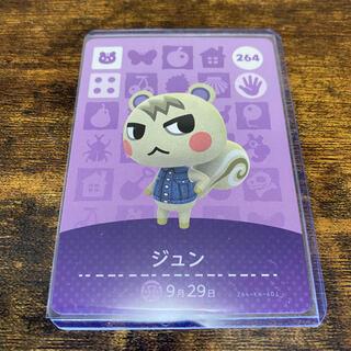 ニンテンドースイッチ(Nintendo Switch)のamiiboカード ジュン(家庭用ゲームソフト)