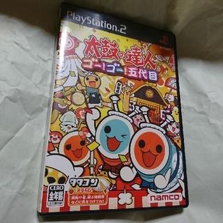 太鼓の達人 ゴー! ゴー! 五代目 PS2(家庭用ゲームソフト)
