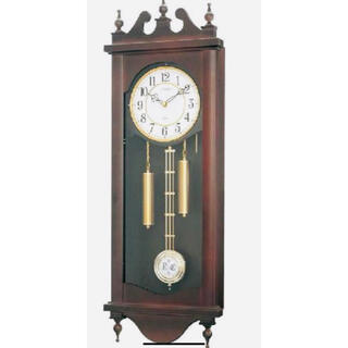 シチズン(CITIZEN)のCITIZEN  シチズン 報時付き 振り子時計 4MJ807N06(掛時計/柱時計)