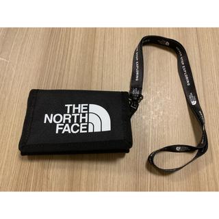 ザノースフェイス(THE NORTH FACE)のノースフェイス ネックストラップウォレット(ブラック) TNF WALLET(財布)