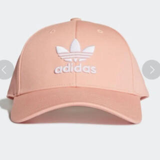 adidas - アディダス TREFOIL CLASSIC BASEBALL CAP キャップ