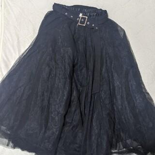ジュエティ(jouetie)のドッキングスカート(ひざ丈スカート)