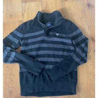 アメリカンイーグル(American Eagle)の!専用商品!【アメリカンイーグル】セーターとグレーTシャツ 2点(ニット/セーター)