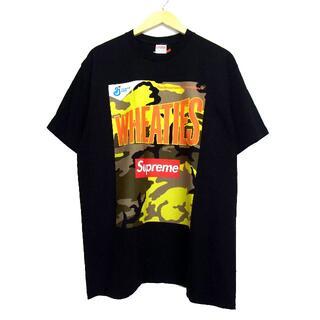 シュプリーム(Supreme)のシュプリームSupreme■21SS Wheaties Tee Tシャツ(Tシャツ/カットソー(半袖/袖なし))