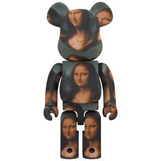 メディコムトイ(MEDICOM TOY)のBE@RBRICK DE VINCI Mona Lisa 1000% 新品未開封(その他)