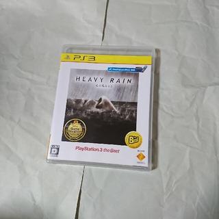 Heavy Rain(ヘビーレイン) -心の軋むとき-(PlayStation (家庭用ゲームソフト)