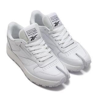 マルタンマルジェラ(Maison Martin Margiela)の新品☆24.5cm MM x Reebok  Tabi sneaker(スニーカー)