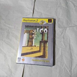 ICO(PlayStation 2 the Best) PS2(家庭用ゲームソフト)