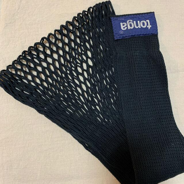 tonga(トンガ)のtonga 抱っこ紐 L キッズ/ベビー/マタニティの外出/移動用品(抱っこひも/おんぶひも)の商品写真