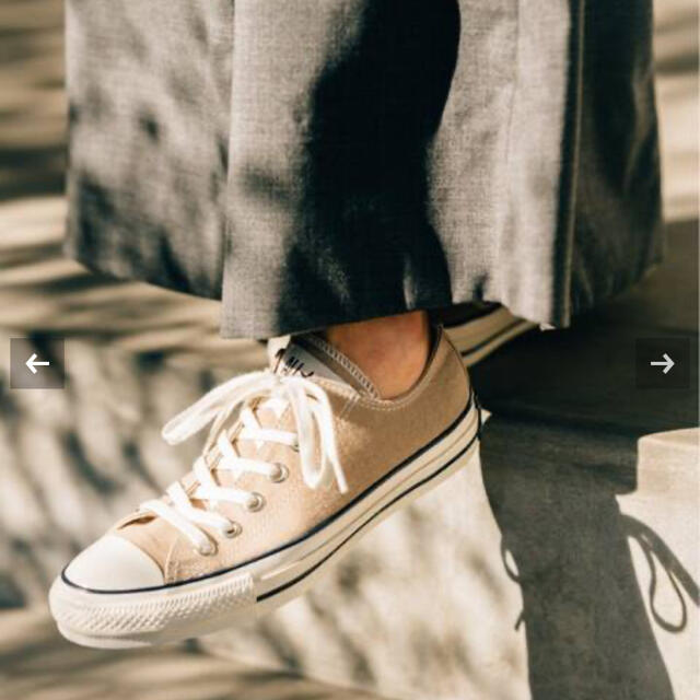 IENA(イエナ)のイエナ【 CONVERSE×MADISONBLUE×IENA 】ALLSTAR レディースの靴/シューズ(スニーカー)の商品写真