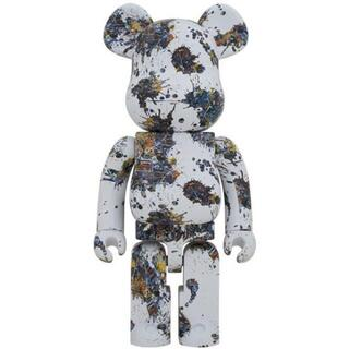 メディコムトイ(MEDICOM TOY)のBE@RBRICK Jackson Pollock (SPLASH) 1000%(その他)
