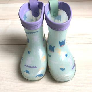 Disney - 長靴 レインブーツ Disney ピノキオ 14センチ