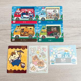 ニンテンドースイッチ(Nintendo Switch)のどうぶつの森 amiiboカード サンリオ(カード)