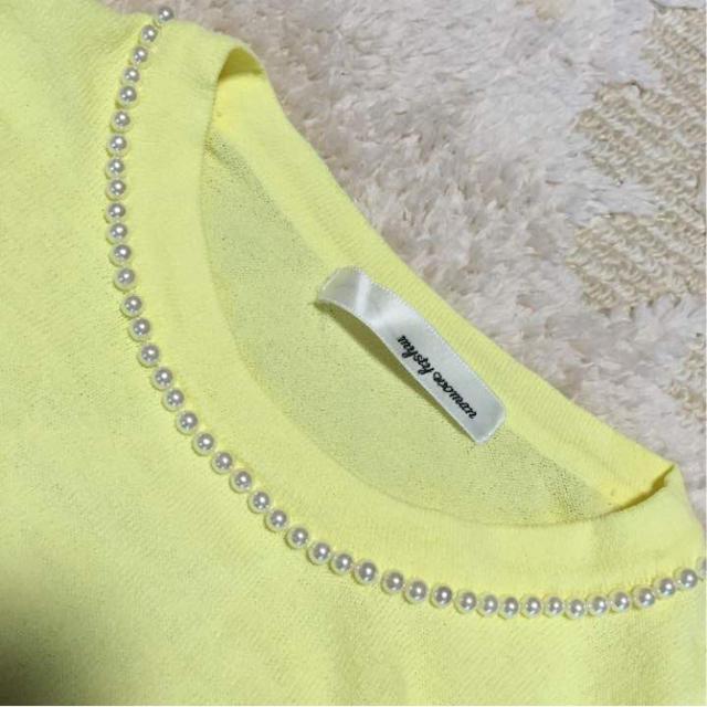 mysty woman(ミスティウーマン)のミスティウーマン☆Tシャツ レディースのトップス(Tシャツ(半袖/袖なし))の商品写真