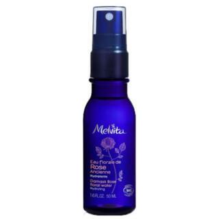 メルヴィータ(Melvita)の新品未使用 フラワーウォーター リセットミスト ローズ 28mL(化粧水/ローション)