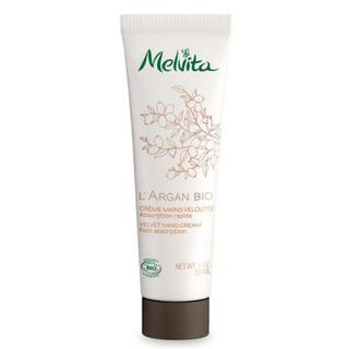 メルヴィータ(Melvita)の新品未使用 アルガンビオ オイルイン ハンドクリーム 30mL(ハンドクリーム)