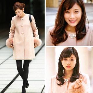 Debut de Fiore - 失恋ショコラティエ サエコ キャメルのコート