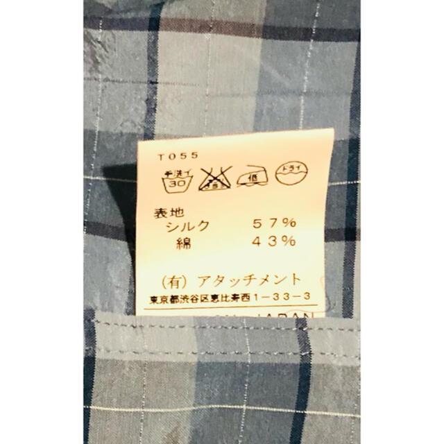 ATTACHIMENT(アタッチメント)のチビタン5955様専用 メンズのトップス(シャツ)の商品写真