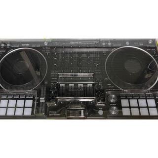 パイオニア(Pioneer)のddj 1000srtとダストカバー(DJコントローラー)