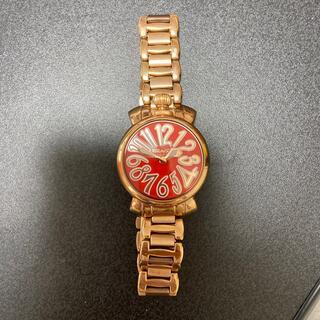 ガガミラノ(GaGa MILANO)の腕時計(腕時計)