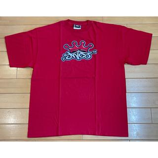 JNCO Tシャツ 胸と後ろ首元にアップリケ 2XL 着用2回(Tシャツ/カットソー(半袖/袖なし))