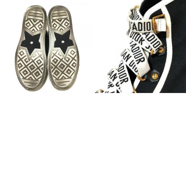 Dior(ディオール)のディオール KCK178CVA_S12X J'Adior ハイカット スニーカー レディースの靴/シューズ(スニーカー)の商品写真