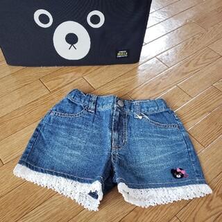 DOUBLE.B - 【新品タグ付】ミキハウス・ダブルB 120サイズ パンツ